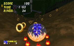 Castle Eggman Zone Act 1