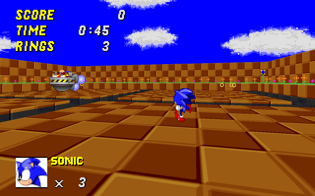 Gather round! See it! Play it! THE BEST 3D SONIC GAME EVER
