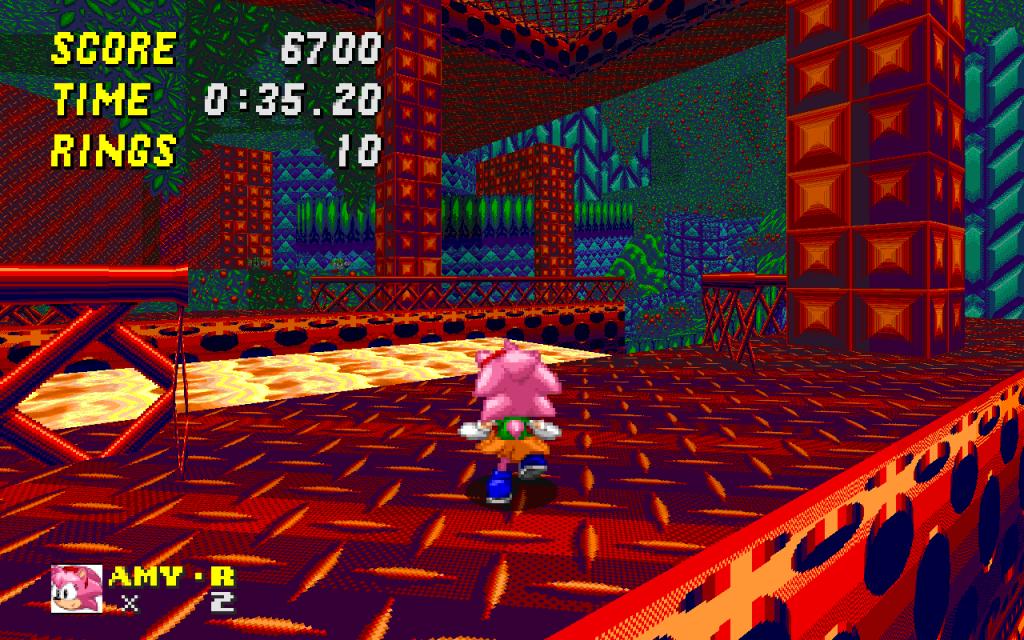 Robo 2 android download sonic blast Sonic Robo